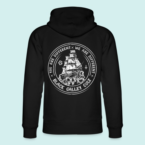 BLACK GALLEY | The CULT - Unisex Bio-Hoodie von Stanley & Stella