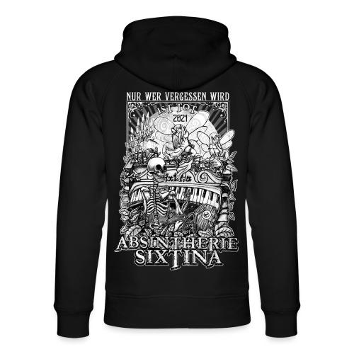 Absintherie Sixtina 2021 - Sixtina Support - Unisex Bio-Hoodie von Stanley & Stella