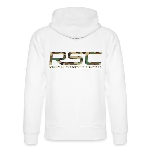 RSCcamo - Unisex Organic Hoodie by Stanley & Stella