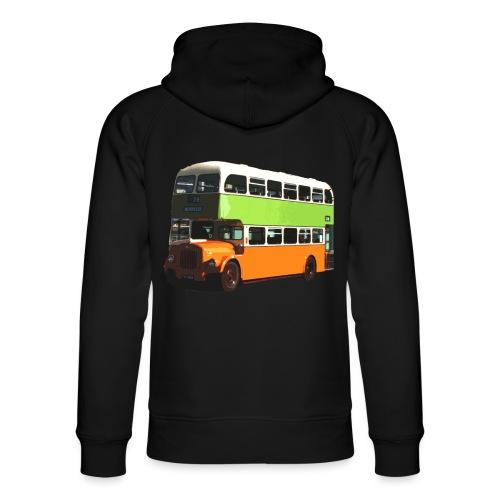 Glasgow Corporation Bus - Unisex Organic Hoodie by Stanley & Stella