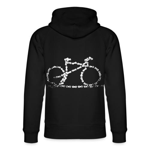 bike3_large - Unisex Organic Hoodie by Stanley & Stella