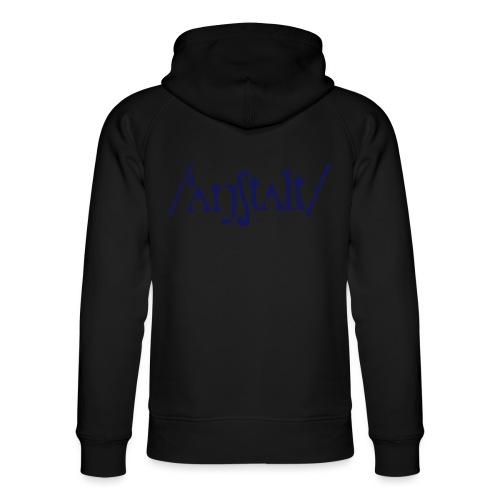 /'angstalt/ logo - Unisex Bio-Hoodie von Stanley & Stella