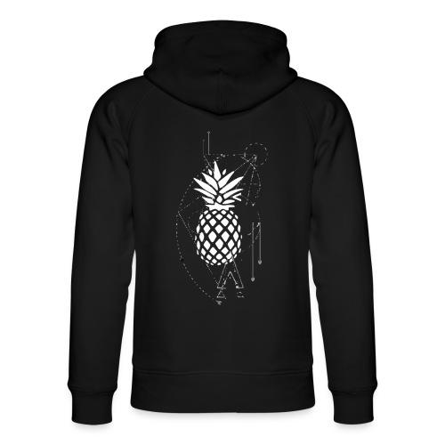 Kleiner Designer Ananas - Unisex Bio-Hoodie von Stanley & Stella