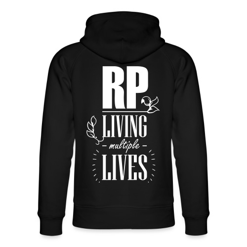 Role play - Living multiple lives - Stanley & Stella unisex hoodie af økologisk bomuld