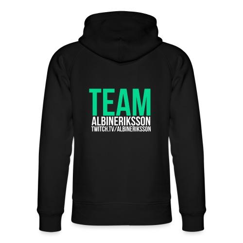 Team albinerikss0n - Ekologisk luvtröja unisex från Stanley & Stella