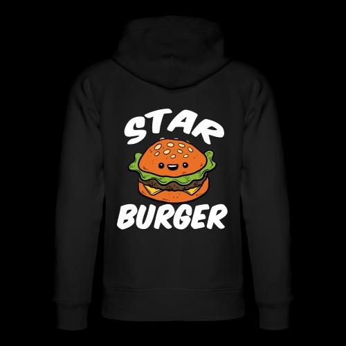 Star Burger Brand - Uniseks bio-hoodie van Stanley & Stella