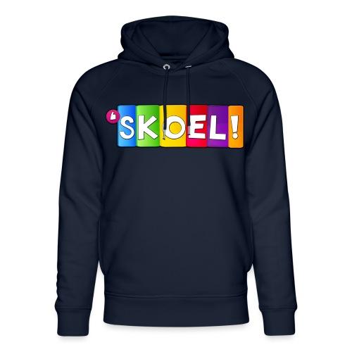SKOEL merchandise - Uniseks bio-hoodie van Stanley & Stella