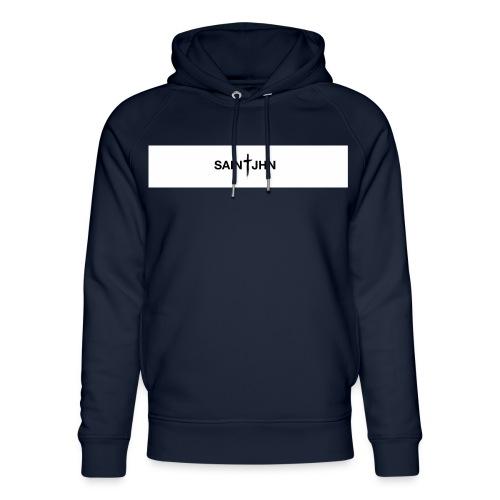 Saint JHN BOGO - Stanley & Stella unisex hoodie af økologisk bomuld