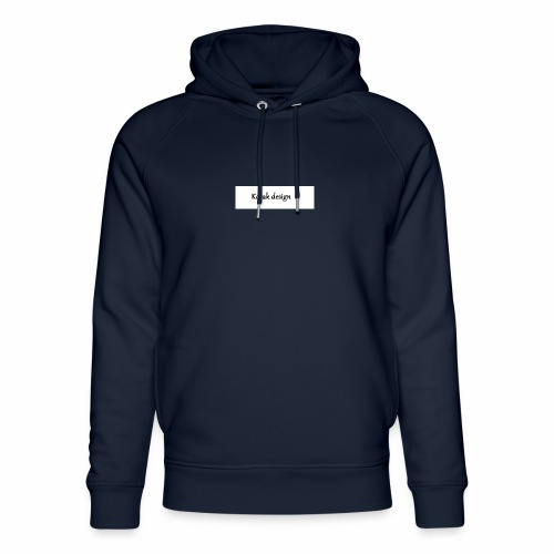 Kocak design - Stanley & Stella unisex hoodie af økologisk bomuld