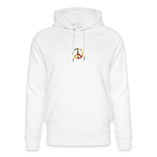 peace mok - Uniseks bio-hoodie van Stanley & Stella