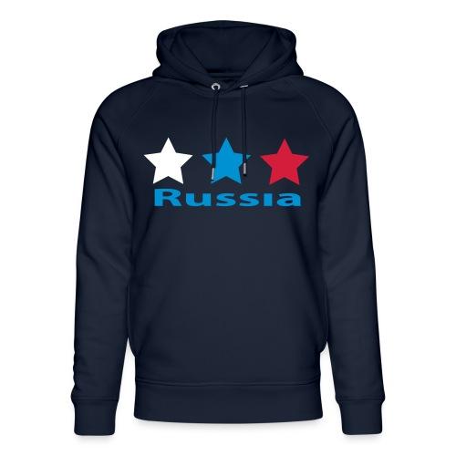 stars_russia - Unisex Bio-Hoodie von Stanley & Stella