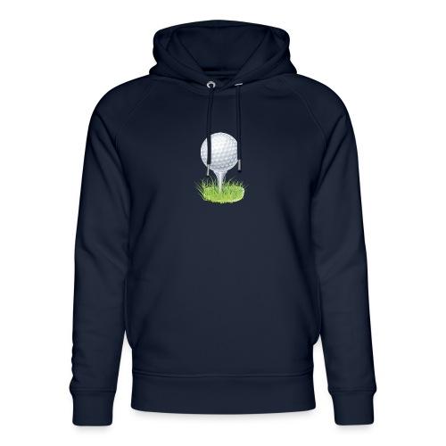 Golf Ball PNG Clipart - Sudadera con capucha ecológica unisex de Stanley & Stella