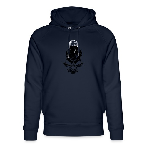 F noize fronte png - Unisex Organic Hoodie by Stanley & Stella