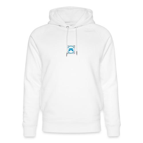 mijn logo - Uniseks bio-hoodie van Stanley & Stella