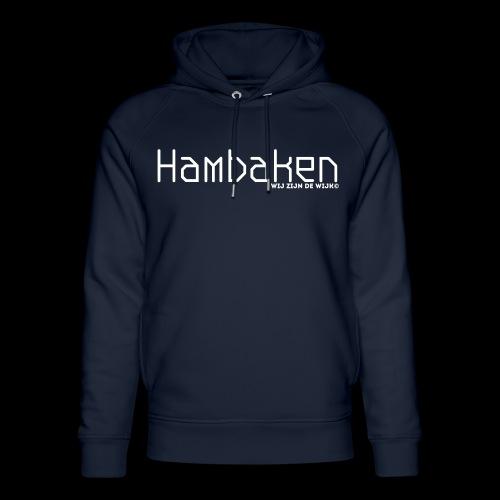 Hambaken Plasmatic Regular - Uniseks bio-hoodie van Stanley & Stella