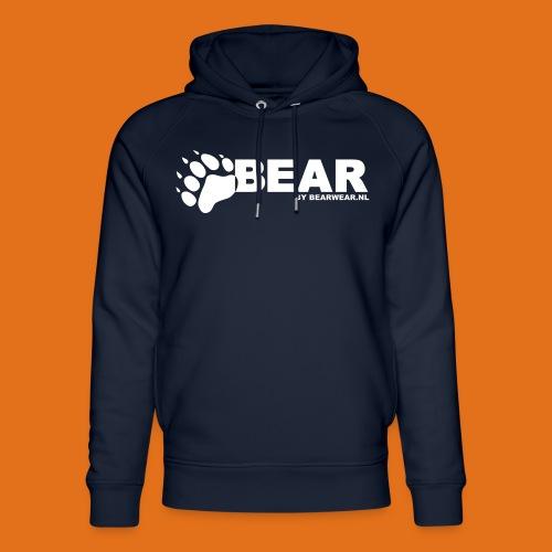 bear by bearwear sml - Unisex Organic Hoodie by Stanley & Stella
