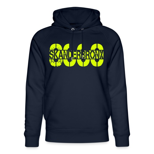 SKANDERBRONX - Stanley & Stella unisex hoodie af økologisk bomuld