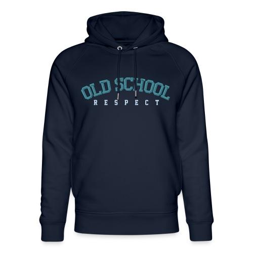 Old School Respect 02 - Uniseks bio-hoodie van Stanley & Stella