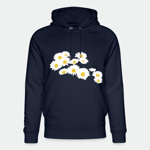 Spring Season Daisies - Unisex Organic Hoodie by Stanley & Stella