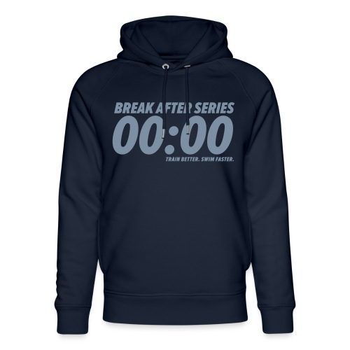 BREAK AFTER SERIES - Unisex Bio-Hoodie von Stanley & Stella