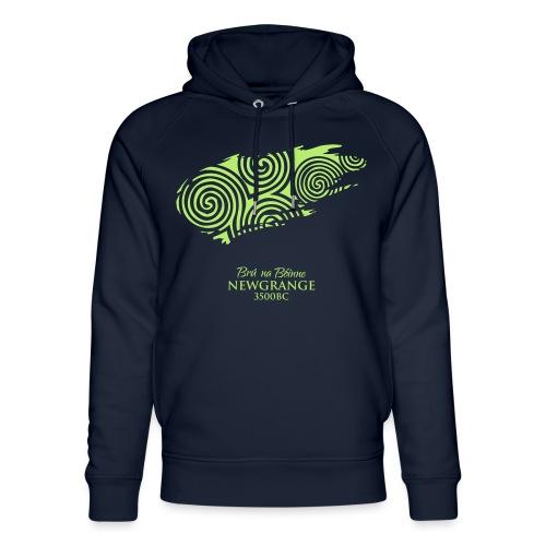 Legend_-_Newgrange2 - Unisex Organic Hoodie by Stanley & Stella