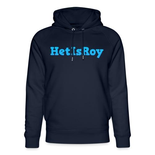 HetIsRoy - Uniseks bio-hoodie van Stanley & Stella