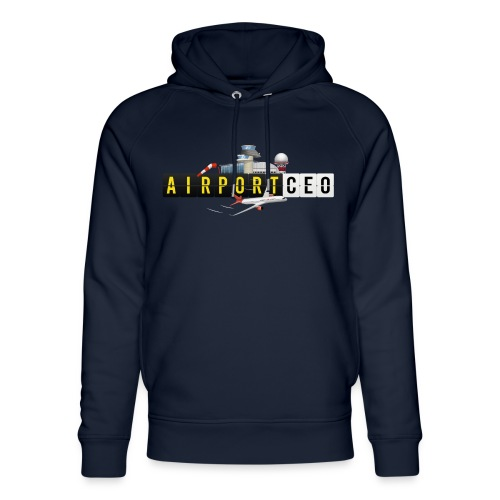 The Airport CEO - Unisex Organic Hoodie by Stanley & Stella