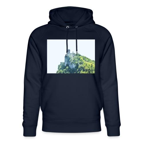 Castle on the hill - Uniseks bio-hoodie van Stanley & Stella