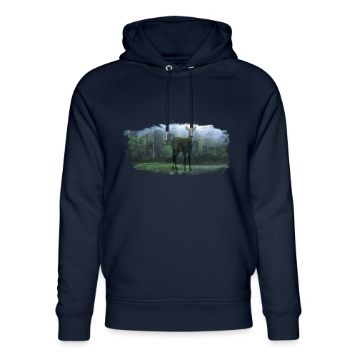 Nature in the City - Unisex Organic Hoodie by Stanley & Stella