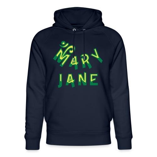 Mary Jane - Unisex Organic Hoodie by Stanley & Stella
