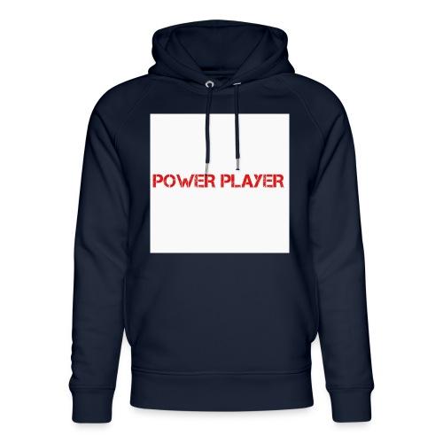 Linea power player - Felpa con cappuccio ecologica unisex di Stanley & Stella