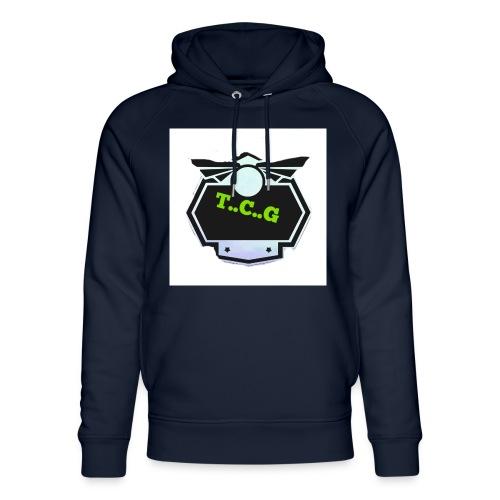 Cool gamer logo - Unisex Organic Hoodie by Stanley & Stella
