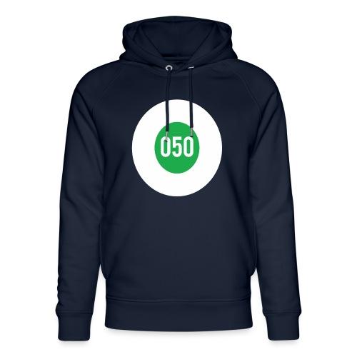 050 logo - Uniseks bio-hoodie van Stanley & Stella