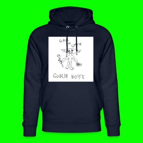 Goblin Noise - Unisex Organic Hoodie by Stanley & Stella