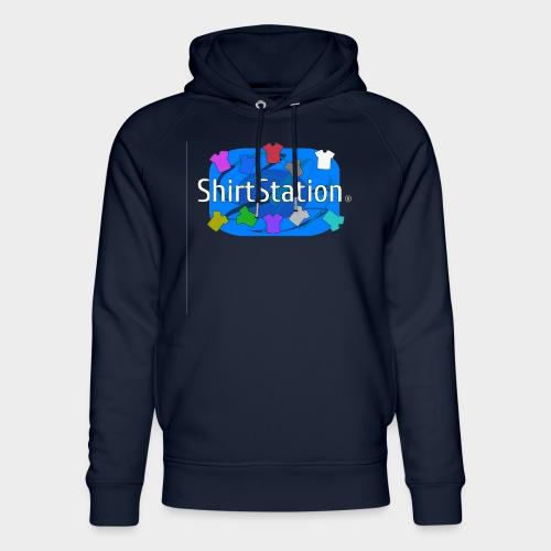 ShirtStation - Unisex Organic Hoodie by Stanley & Stella