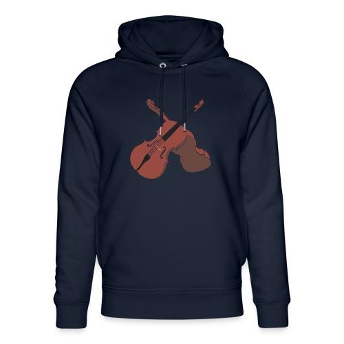 Cello - Unisex Organic Hoodie by Stanley & Stella