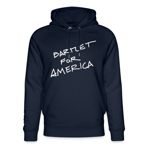 Bartlet For America - Unisex Organic Hoodie by Stanley & Stella