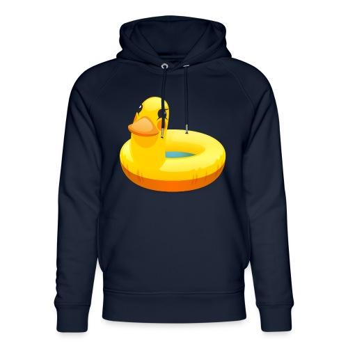 Rubber duck - bio - Uniseks bio-hoodie van Stanley & Stella