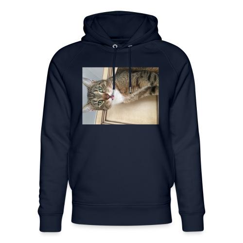 Kotek - Ekologiczna bluza z kapturem typu unisex Stanley & Stella