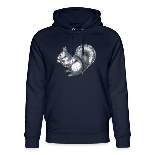 Eichhörnchen - Unisex Bio-Hoodie von Stanley & Stella