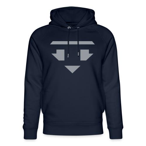 Twanneman logo Reverse - Uniseks bio-hoodie van Stanley & Stella