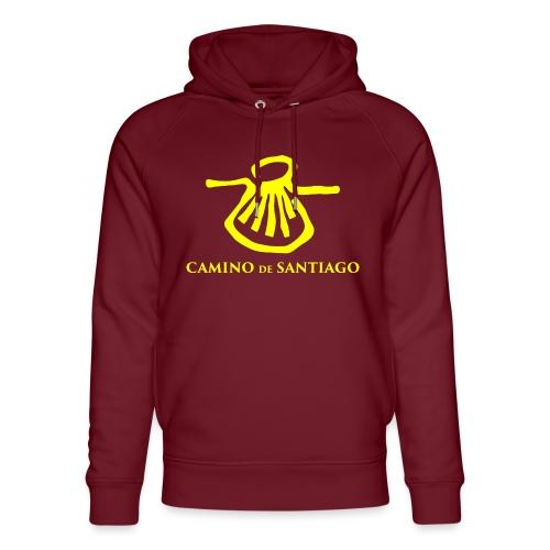 Camino de Santiago - Stanley & Stella unisex hoodie af økologisk bomuld