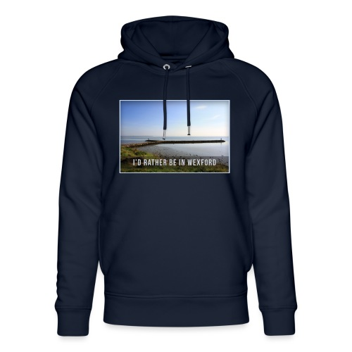 Rather be in Wexford - Unisex Organic Hoodie by Stanley & Stella