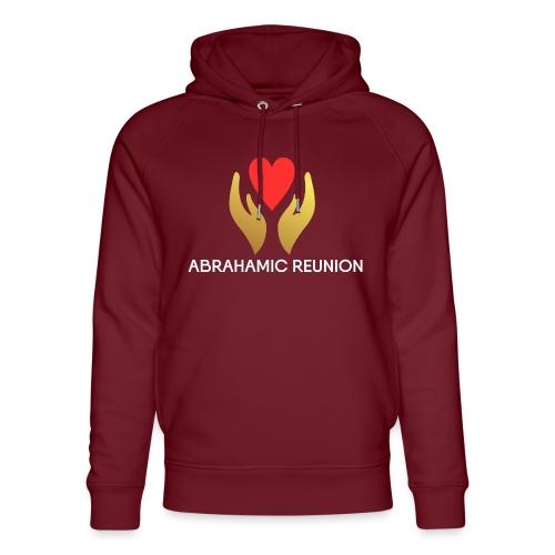 Abrahamic Reunion - Unisex Organic Hoodie by Stanley & Stella