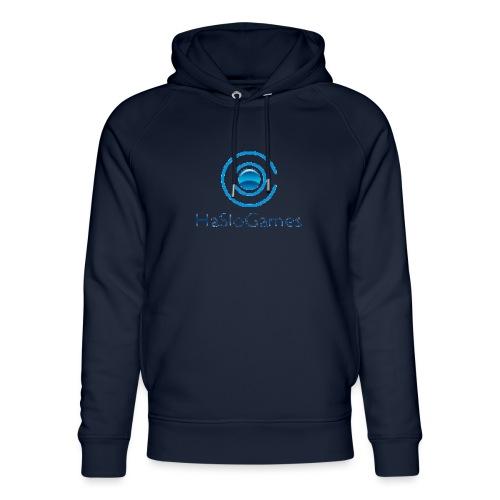 HasloGames Producten officieel logo - Uniseks bio-hoodie van Stanley & Stella