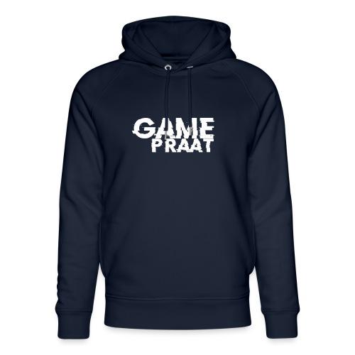 GamePraat T-Shirt - Uniseks bio-hoodie van Stanley & Stella