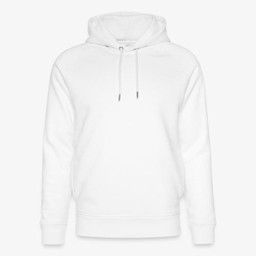 V-neck T-Shirt Anex white logo - Unisex Organic Hoodie by Stanley & Stella