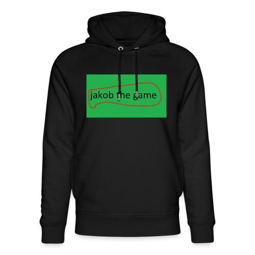 jakob the game - Stanley & Stella unisex hoodie af økologisk bomuld