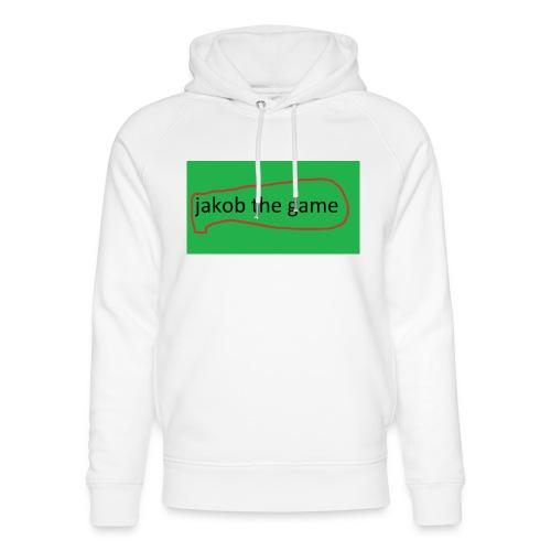 jakobthegame - Stanley & Stella unisex hoodie af økologisk bomuld