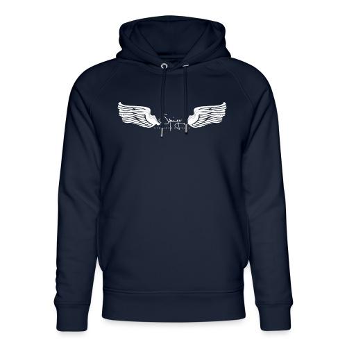 Seraph Wings white - Sweat à capuche bio Stanley & Stella unisexe